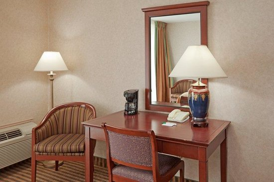 Holiday Inn Niagara Falls - By The Falls: Queen Bed Guest Room