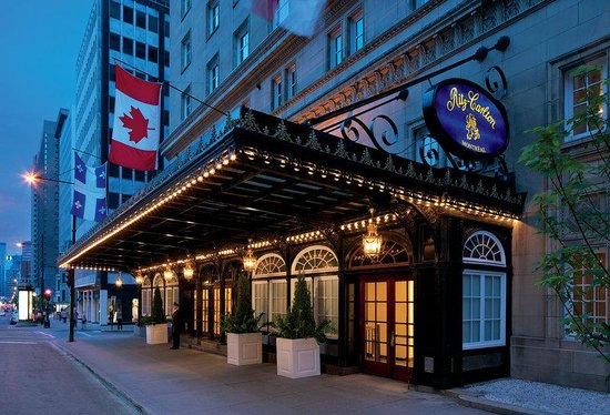 The Ritz-Carlton, Montreal