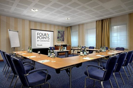 Four Points by Sheraton Brussels: Meeting Room
