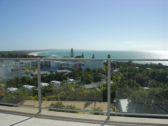 Rainbow Sea Resort: Unit 13 View