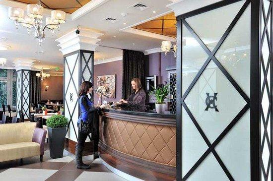 Carlton Hotel Budapest: FFG
