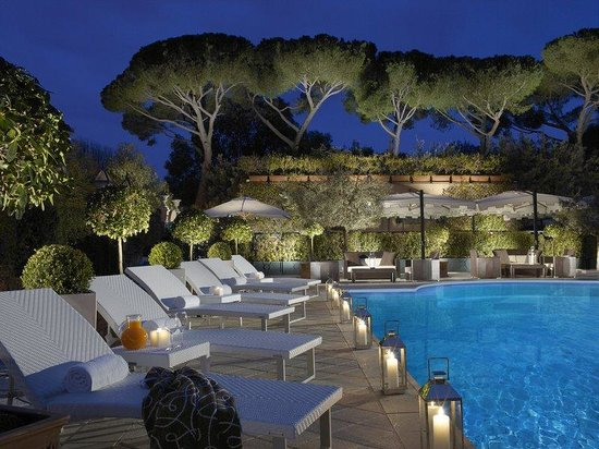 Parco Dei Principi Grand Hotel Spa Rome Italy Hotel Reviews Tripadvisor