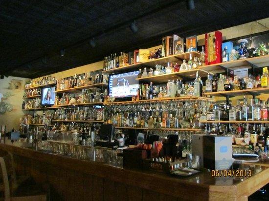 Taxco Restaurant: Tequila Bar
