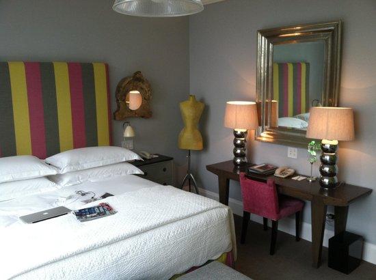 Crosby Street Hotel: Bedroom
