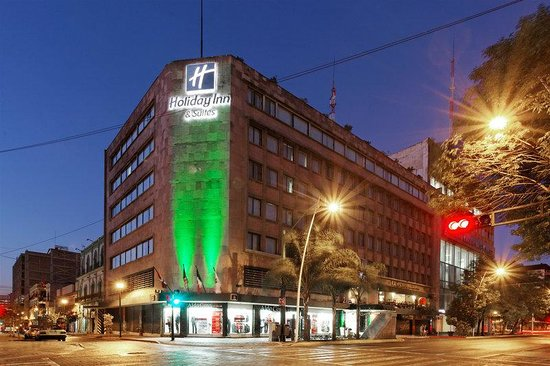 Holiday Inn Hotel & Suites Centro Historico : Hotel Exterior