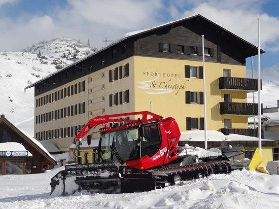 Sporthotel St. Christoph : Sport Hotel