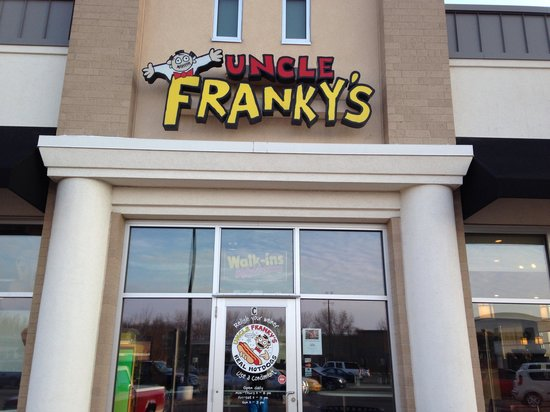 Uncle Franky's Outside in Plymouth