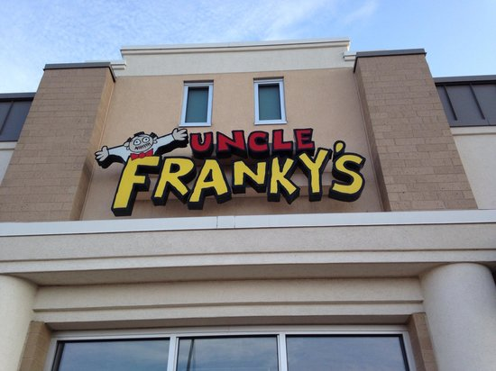 Uncle Franky's: The Sign