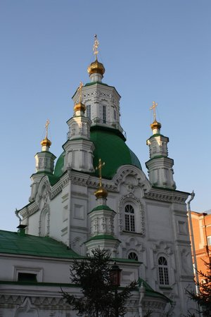 Intercession Cathedral: Колокольня