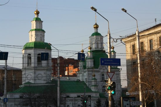 Intercession Cathedral: Храм