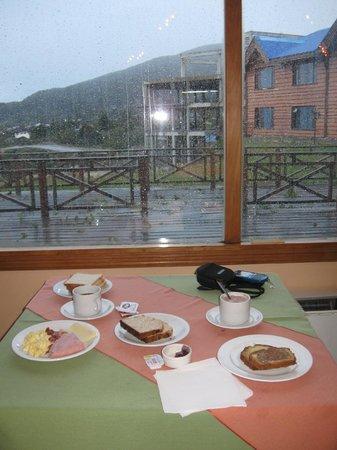 Hotel Los Nires: restaurante