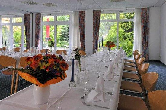 Quality Hotel Dresden West: Restaurant
