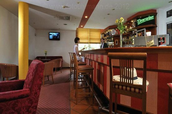Quality Hotel Dresden West: Bar