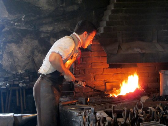 Old Sturbridge Village: Blacksmith