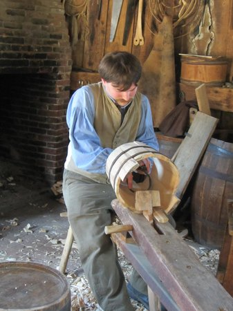 Old Sturbridge Village: Cooper