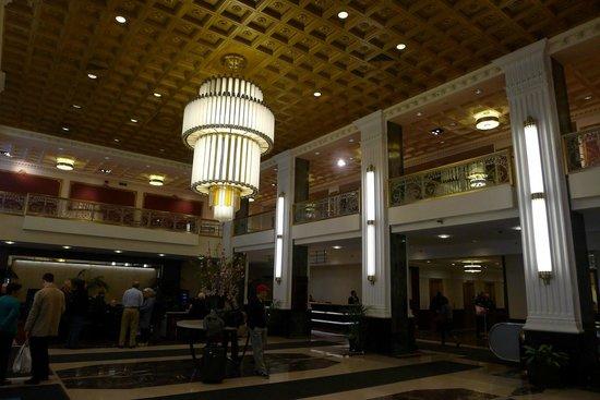 The New Yorker a Wyndham Hotel : Lobby