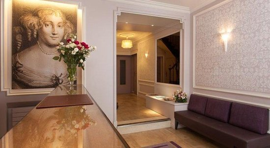 Hotel de Sevigne : Interior