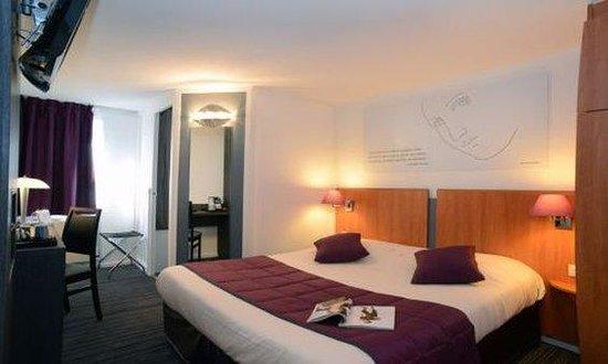 Kyriad Dijon Est - Quetigny: Double Room