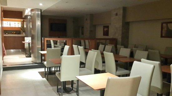 Gran Hotel Skorpios: Desayunador