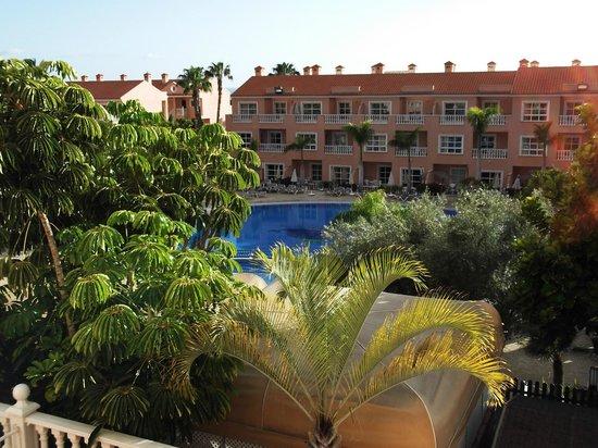 Aparthotel El Duque: Our room view