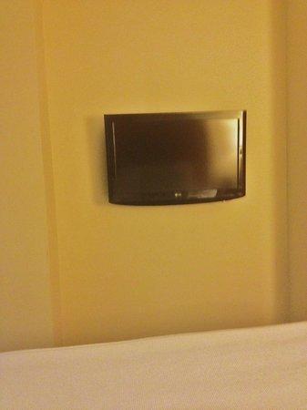 HYATT house Chicago/Naperville/Warrenville: TV in bedroom