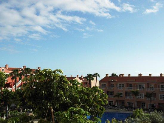 Aparthotel El Duque: room view