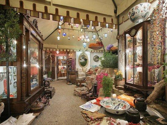 Melenos Lindos Hotel : Fouli Gift shop