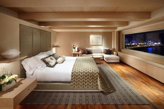 The Westin Chosun Busan: Presidential Suite - Bedroom