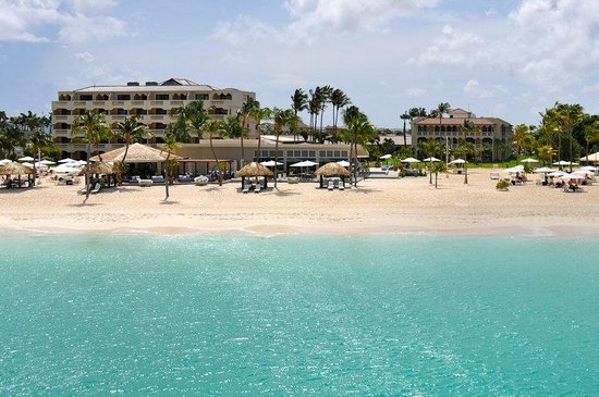 Bucuti & Tara Beach Resort Aruba: Beach