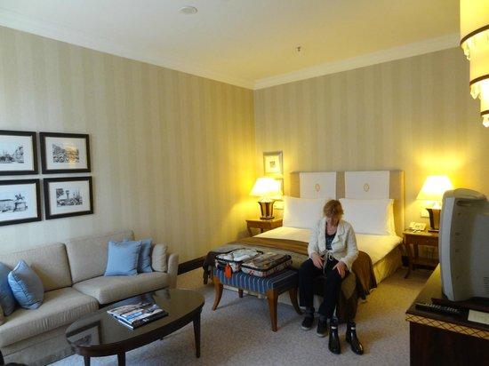 Esplanade Zagreb Hotel : Suite