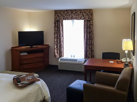 Hampton Inn & Suites Richmond: Standard King Room