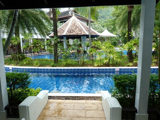 Access Resort & Villas: Pool view from our room