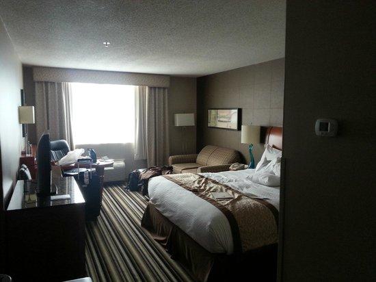 Hilton Akron / Fairlawn: Quarto