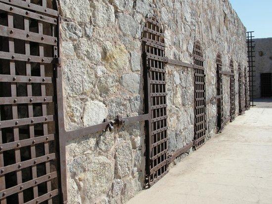 Yuma Territorial Prison State Historic Park : Main Cells