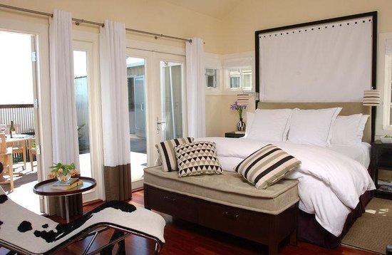 Carneros Resort and Spa: Premier Garden Cottage