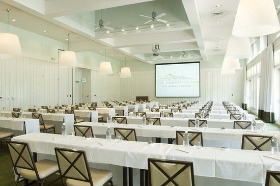 Carneros Resort and Spa: Napa Ballroom Classroom