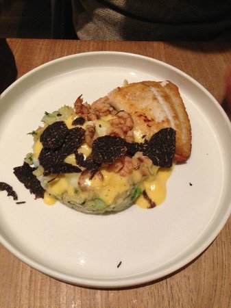 HENRI : excellent fish dish