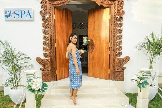 巴厘岛馈礼水疗