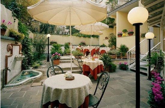 Hotel Dieci Milano : Dieci Garden