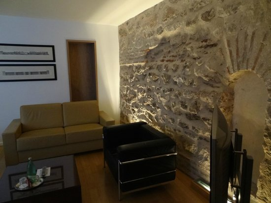 Hotel Vestibul Palace: Room