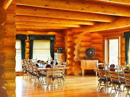 Echo Valley Ranch & Spa : Dining Room