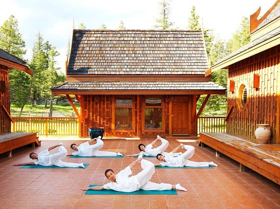 Echo Valley Ranch & Spa : Thai Yoga