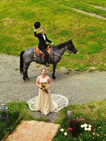 Echo Valley Ranch & Spa : Ranch Wedding