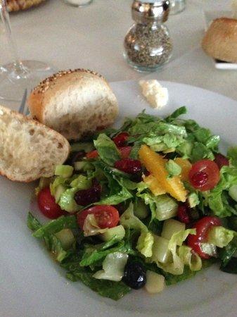 Coles 735 Main: Chopped Salad