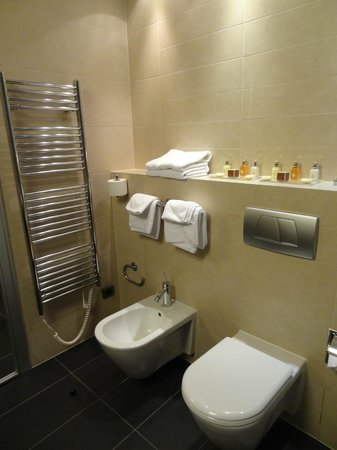 Hotel Vestibul Palace: Bathroom