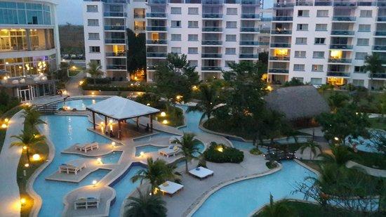 Las Perlas Hotel & Resort Playa Blanca: un poco de las areas recreativas del hotel
