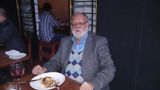 Maximo Bistrot Local: Jabo en Máximo bistrot