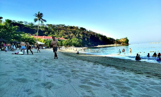 Canyon Cove Hotel & Spa: at the beach