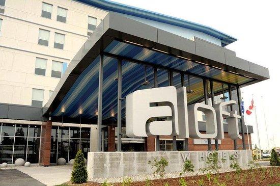 Aloft Montreal Airport Hotel Montr 233 Al Canada Voir Les