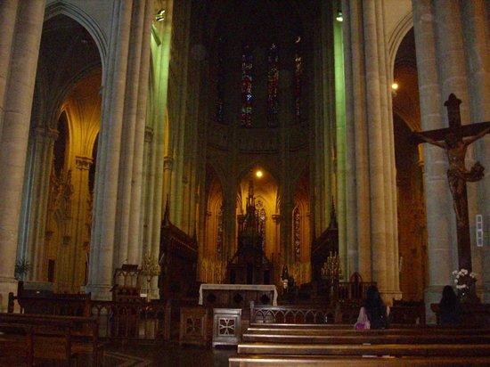 Kathedrale von La Plata: catedral interiores
